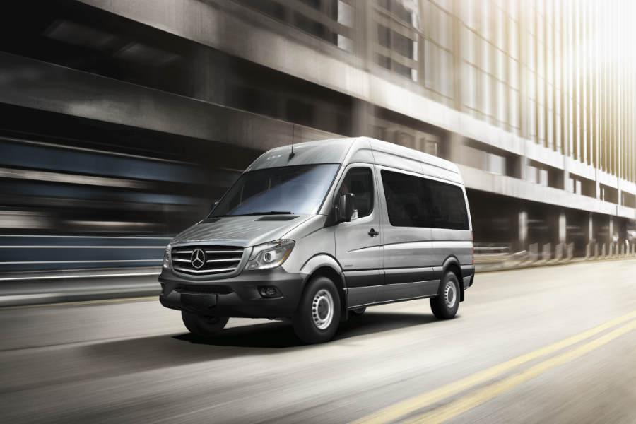 Mercedes-Benz Vans (MBV) in North Charleston, South Carolina